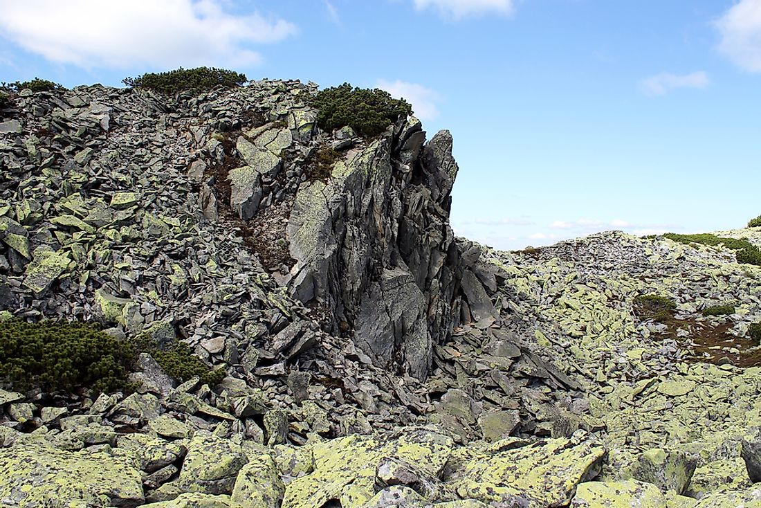 What Is A Scree?
