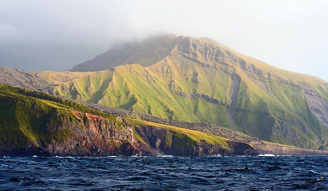 Where Are the Aleutian Islands?