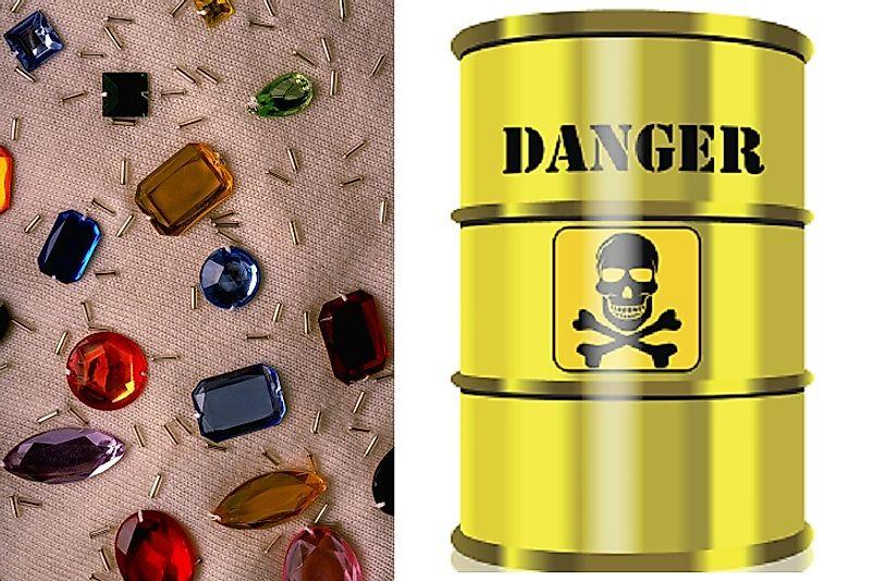 Deadliest Minerals And Gemstones