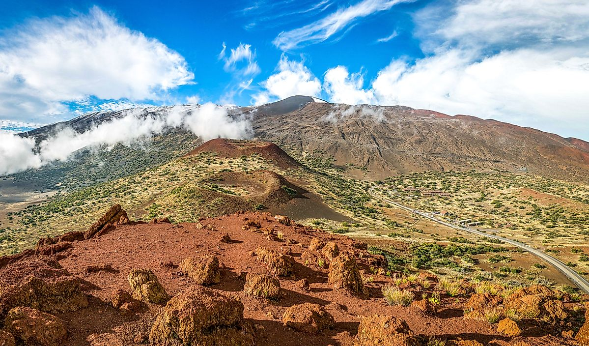 The Highest Mountains In Hawaii