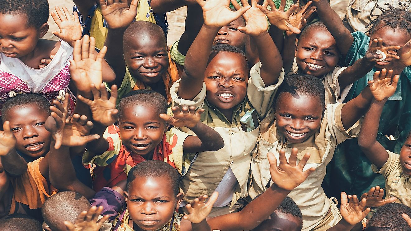 In 2100, 40% Of The World Population Will Be African