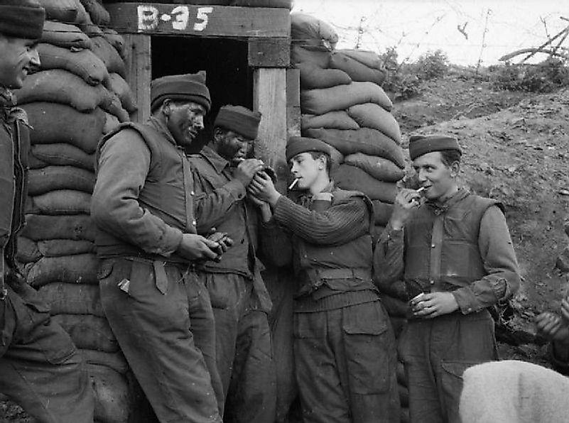 Battle Of The Hook - Korean War
