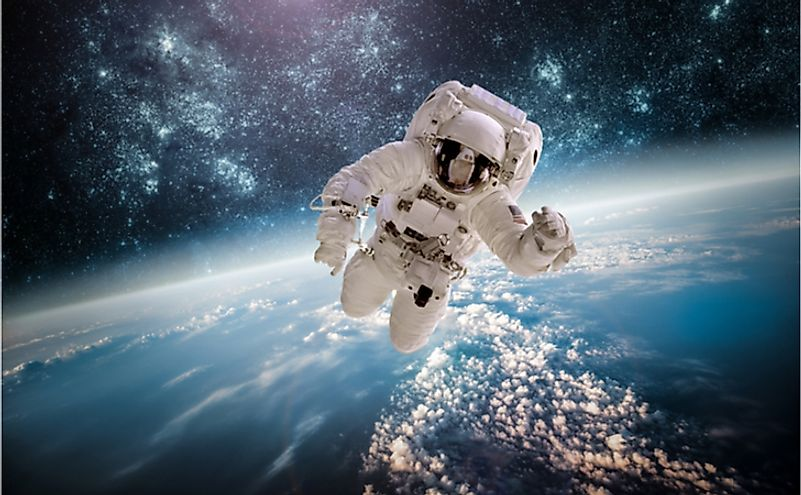 Where Does The Atmosphere End And Space Begin?