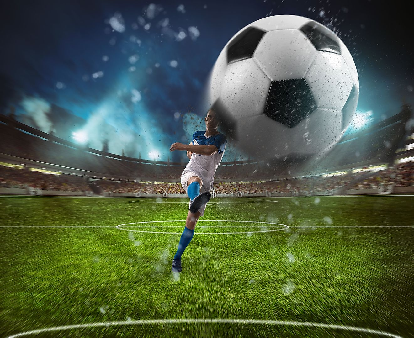 10 Main Ways Soccer, American Football and Rugby Differ