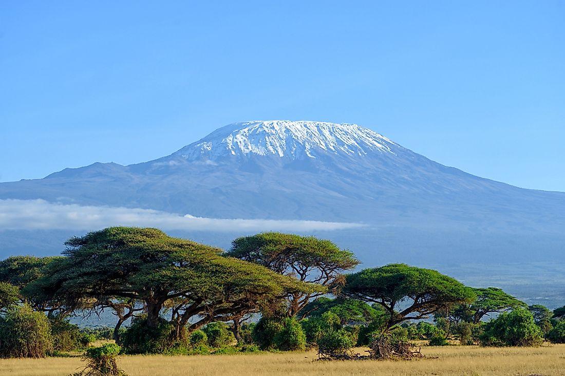 Where is Mount Kilimanjaro?