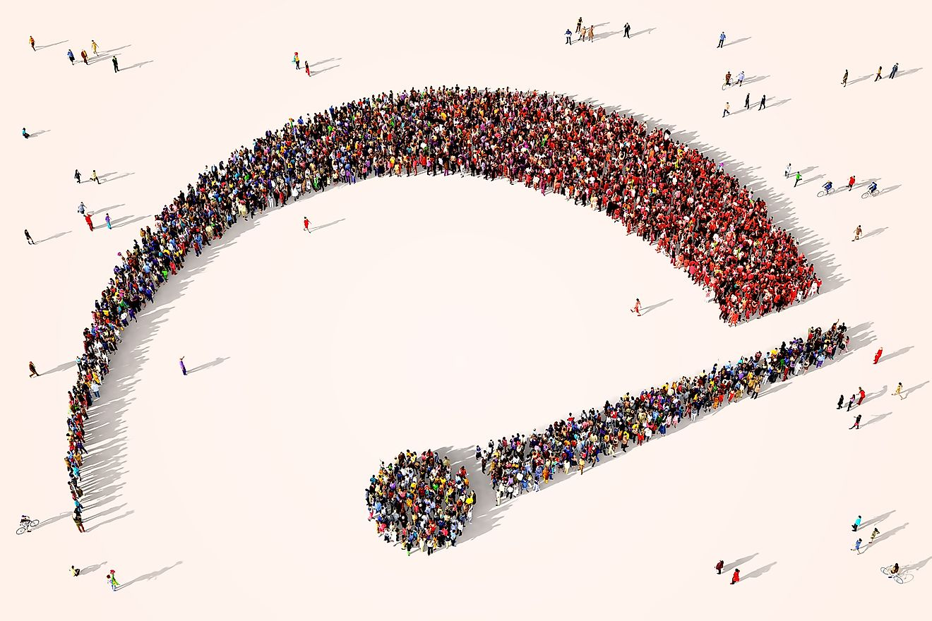 Will The Human Population Keep Growing Forever?