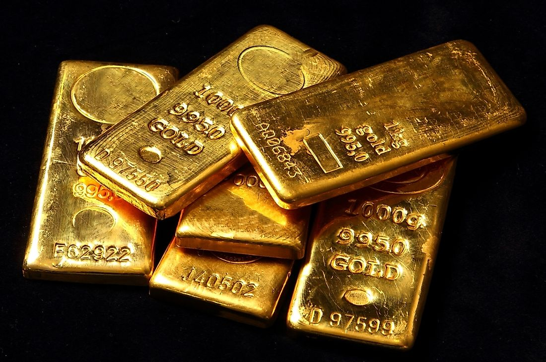 What is Gold Used For?