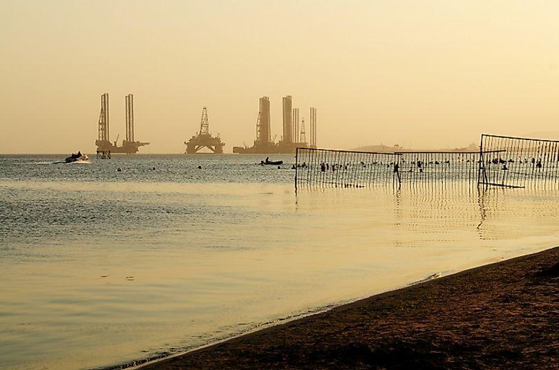 Is The Caspian Sea a Sea Or A Lake?