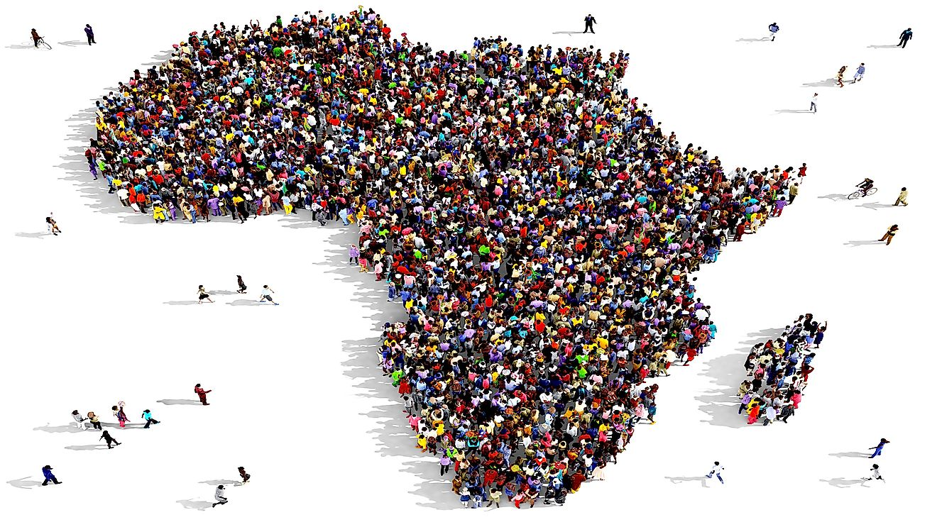 Five Of The World's Ten Biggest Countries In 2100 Will Be In Africa