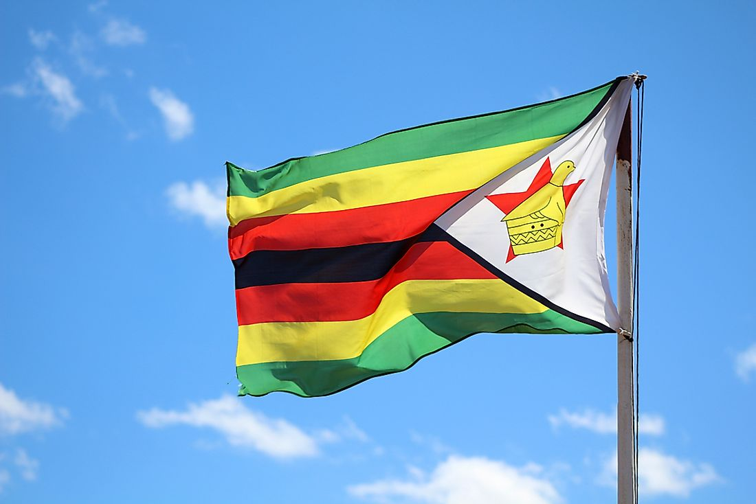 The leader of Zimbabwe has been serving for 37 years.