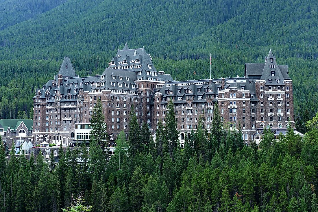 Fairmont hotels and resorts operate under the AccorHotels label. Photo credit: TRphotos / Shutterstock.com.