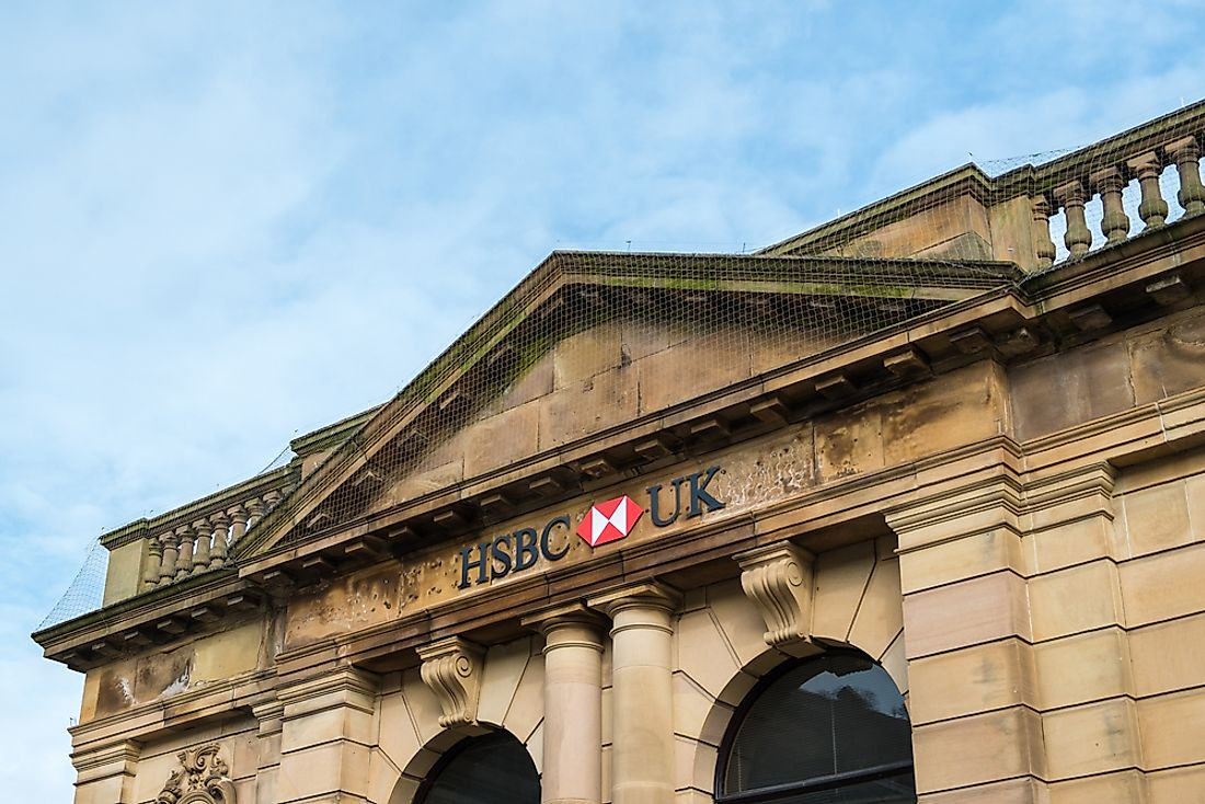 HSBC Holdings is the largest bank in the UK by assets. Editorial credit: D K Grove / Shutterstock.com
