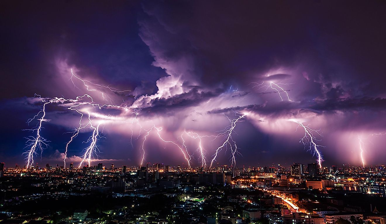 Experts say that more than 2000 thunderstorms form every day, and every single one of them poses a threat to a nearby environment and both human and animal life.