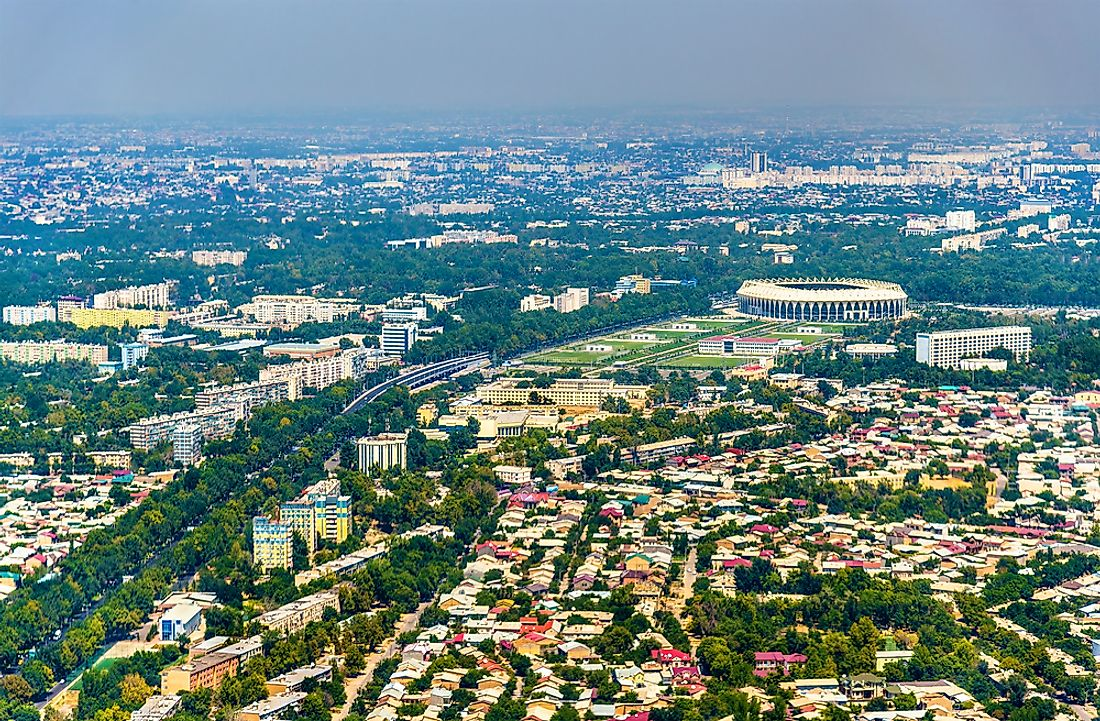 Being the capital of Uzbekistan, Tashkent is the most cosmopolitan city in the country.