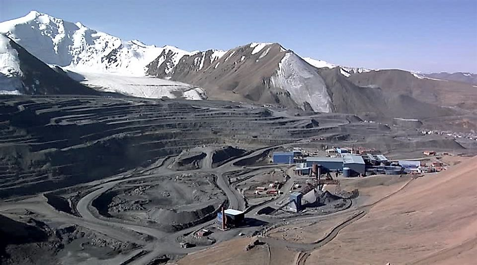 Mineral wealth,  such as that sourced from the Kumtor Gold Mine, drives most of Kyrgyzstan's export revenue.