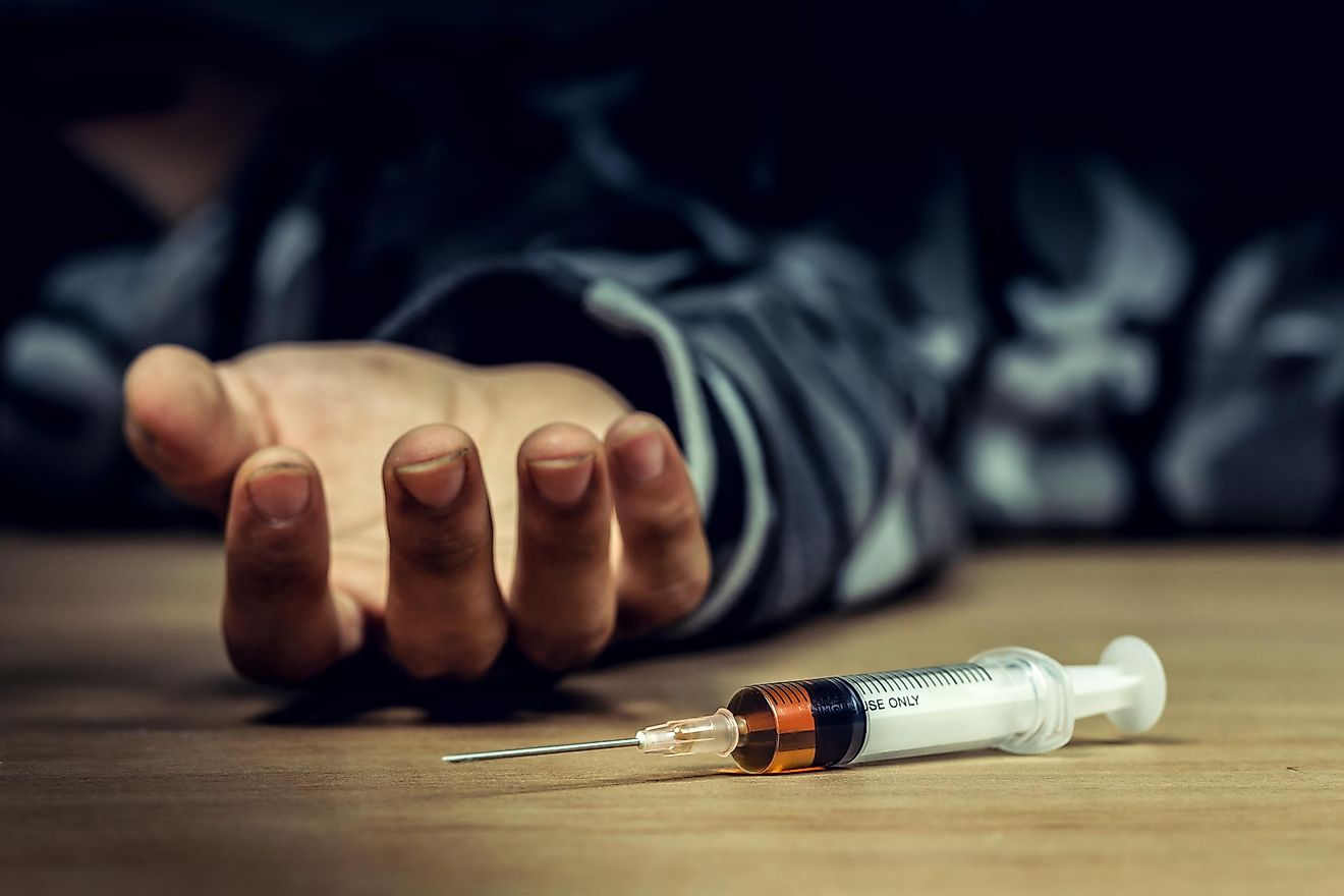 Drug overdose kills thousands across the US every year.