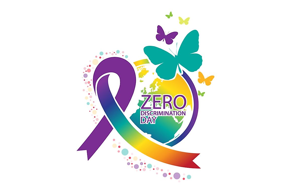Zero Discrimination Day has its roots in ending inequality before the law.