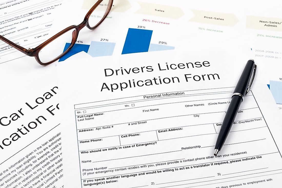 The process to get a driver's license differs around the world, with some countries being easier than others.