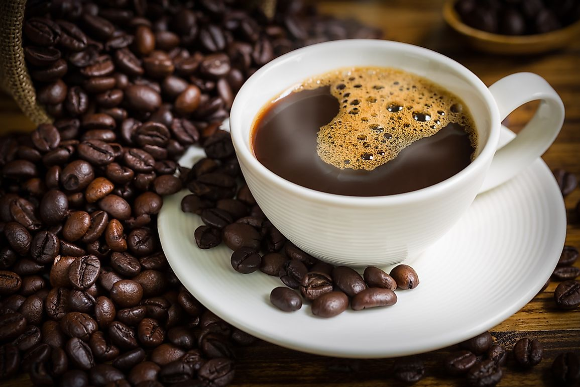 Coffee is one of the world's most beloved hot beverages.