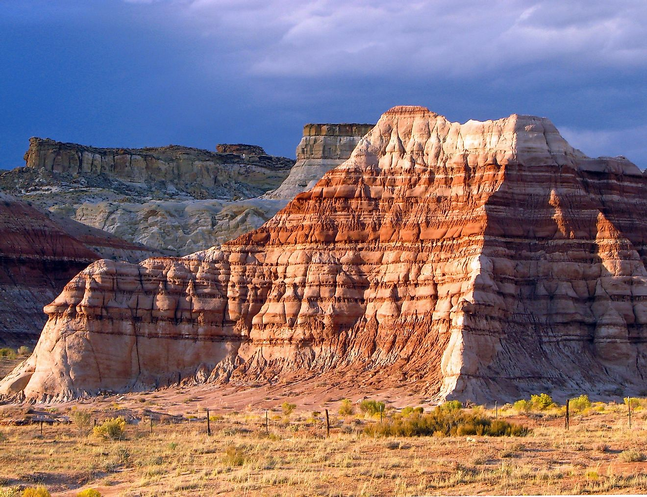 How Are Sedimentary Rocks Formed? - WorldAtlas