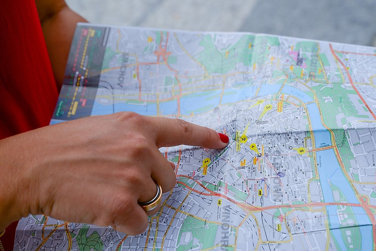 Maps will come in handy when all GPS systems will fail. Image credit: Rudy and Peter Skitterians from Pixabay
