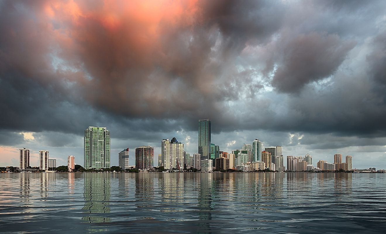 Sea-level rise is one of the biggest threat to America's coastal cities.