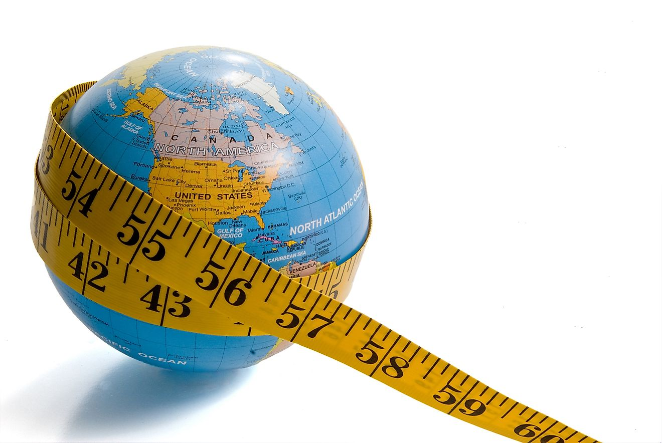 Worldwide obesity rates