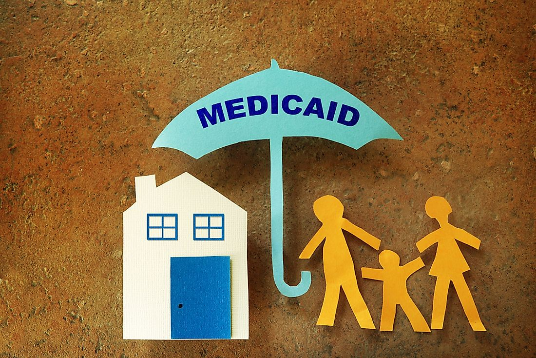Millions of Americans rely on medicaid coverage.