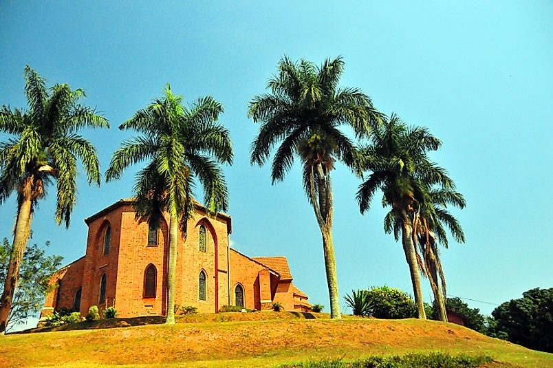 Founded in 1919 in Kampala, Saint Paul's Cathedral-Namirembe is the oldest Anglican cathedral in Uganda.