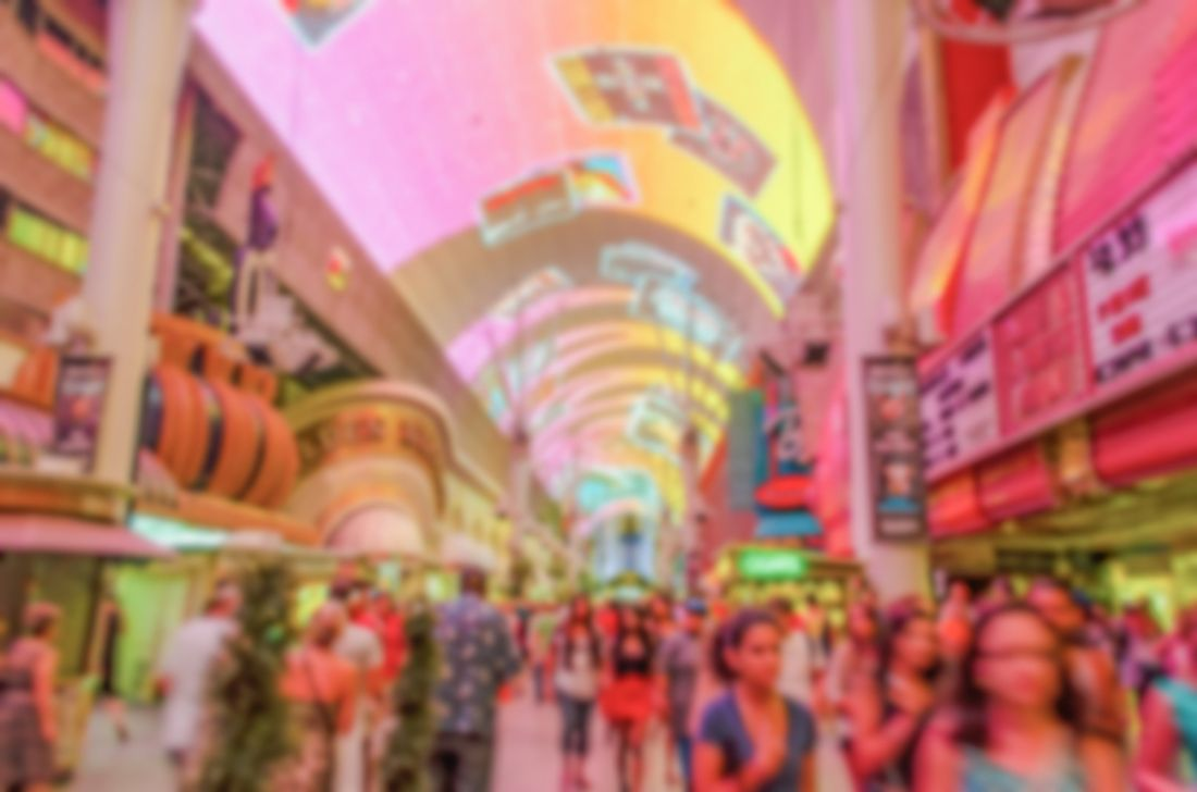 "Fremont Street today exists in the form of the ""Fremont Street Experience""."