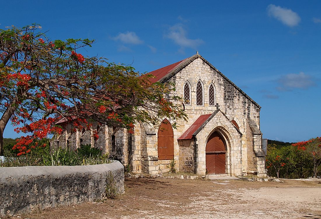 Christianity is the predominant religion in Antigua and Barbuda.