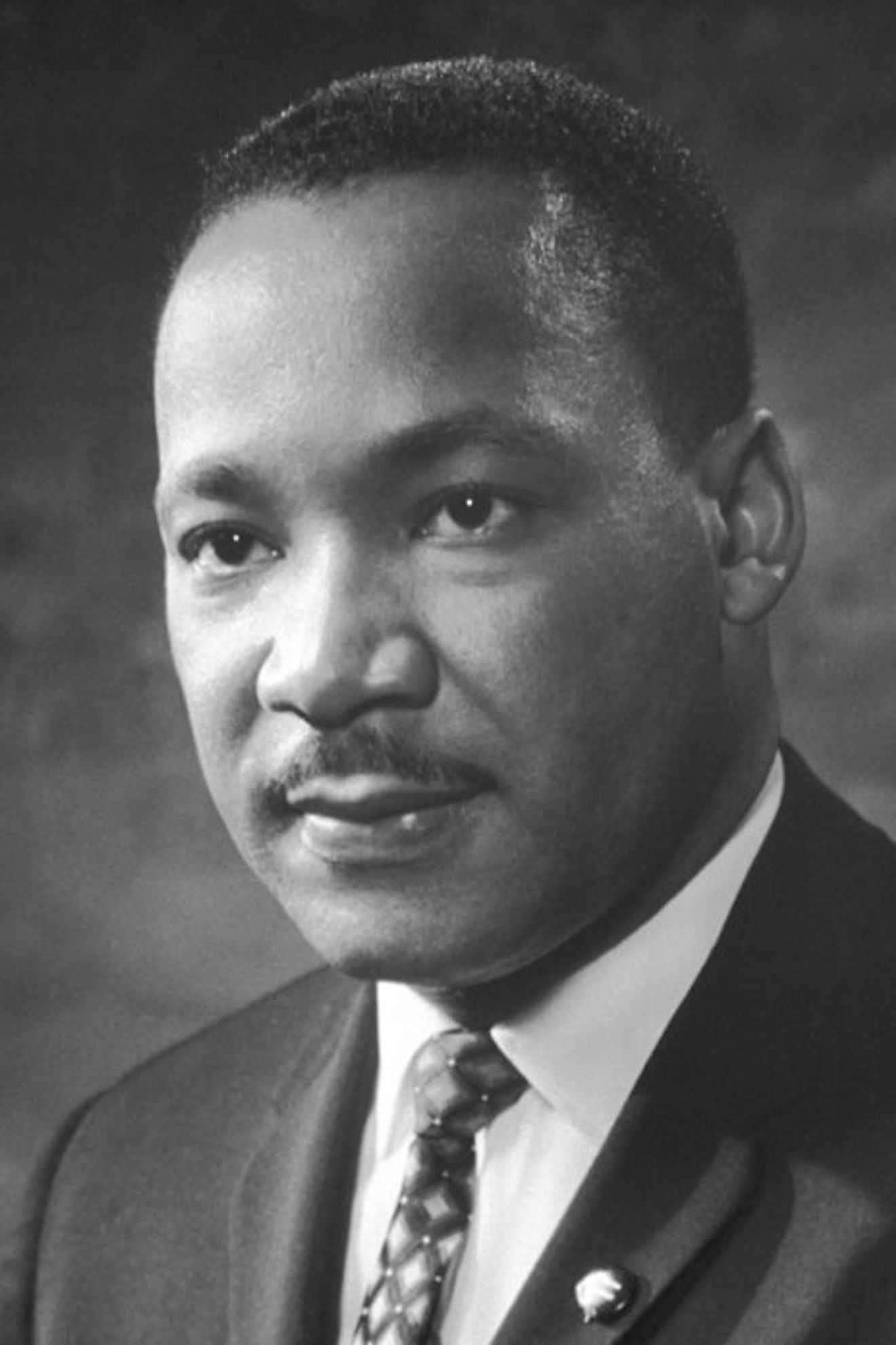 Martin Luther King Jr. Image credit: Nobel Foundation/Public domain