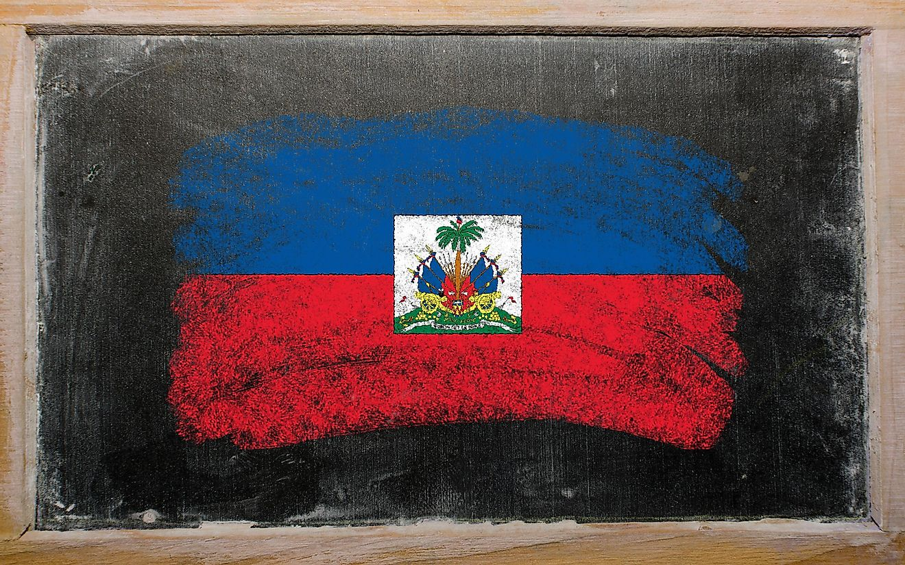 Haitian Creole is the most popular language in Haiti.