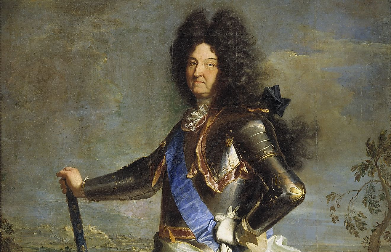 Louis XIV's push for an absolute monarchy in France was a major factor in the French Revolution to come.