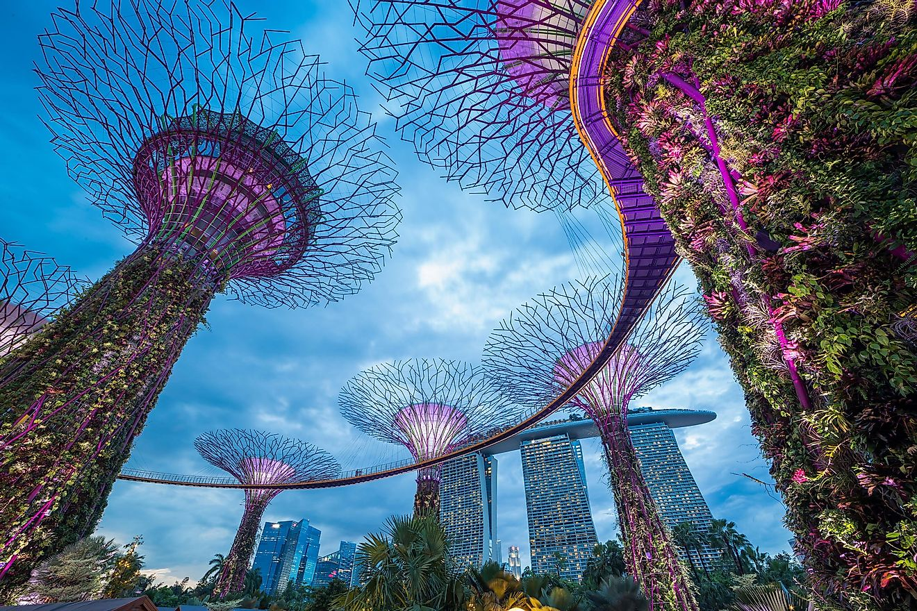 Singapore was ranked 27th on the list back in 2017 but managed to jump quite high in such a short period. Image credit: Kanuman / Shutterstock.com