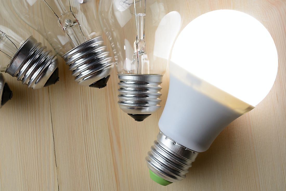 The incandescent bulb had a revolutionary impact on modern society.
