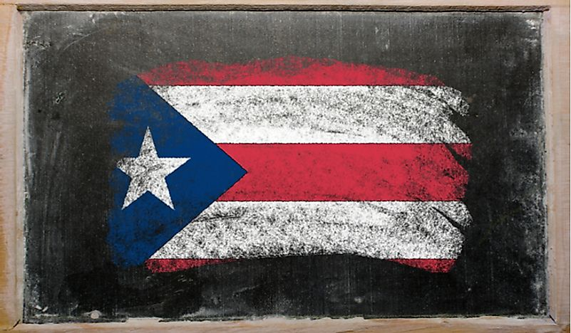 Spanish is the most popular language spoken in Puerto Rico.