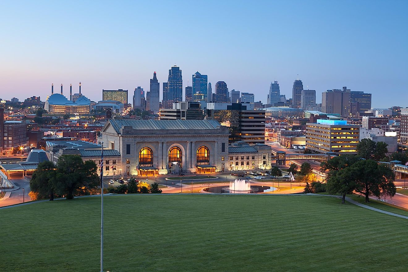 Kansas City, Missouri's capital city.
