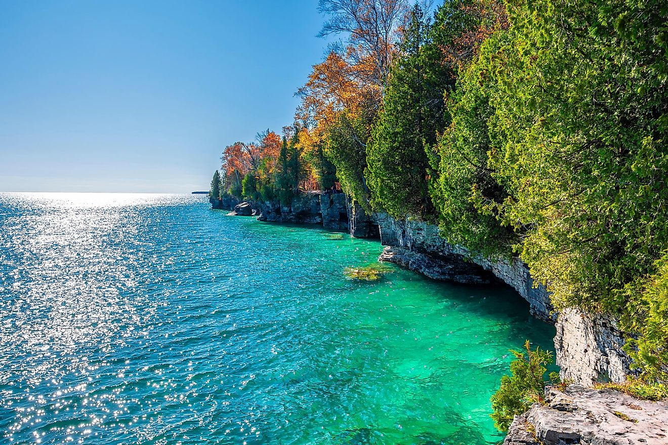 Door County, Wisconsin.