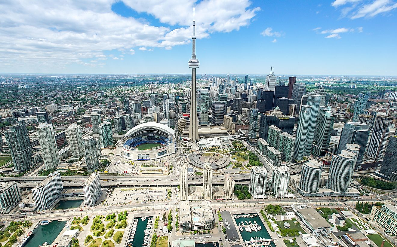 "One theory states that the name ""the Big Smoke"" comes from Toronto's history as an industrial center."