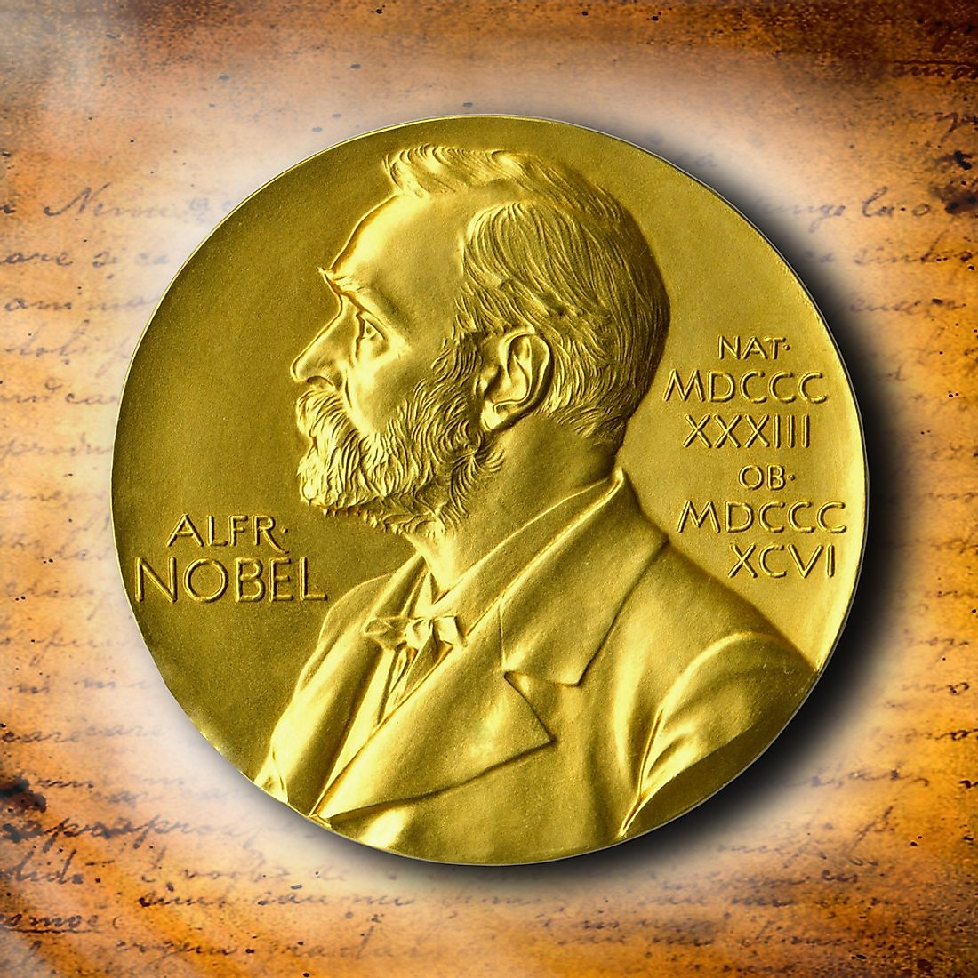 The establishment of Nobel Prize was by the will of Alfred Nobel, and usually occurs on his death anniversary, the 10th of December every year.