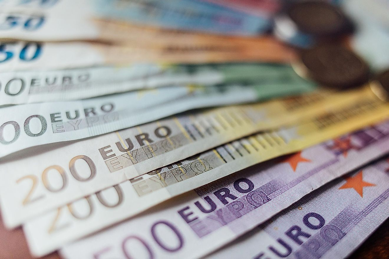 Euro money. Image credit: VAKS-Stock Agency/Shutterstock