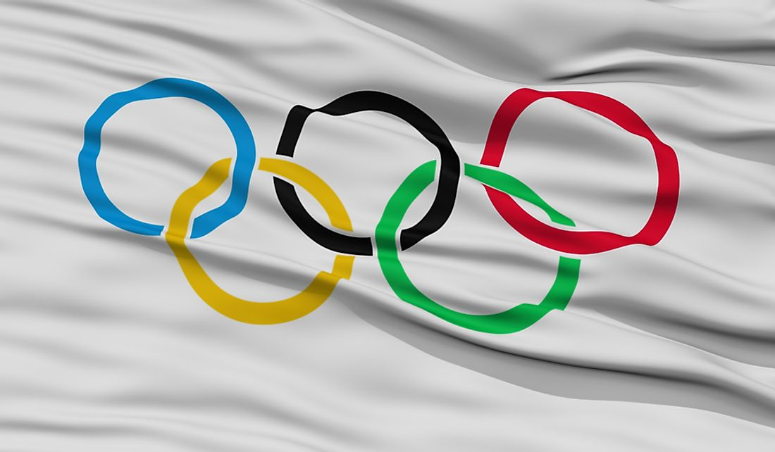 Many Olympic Games have faces controversy.
