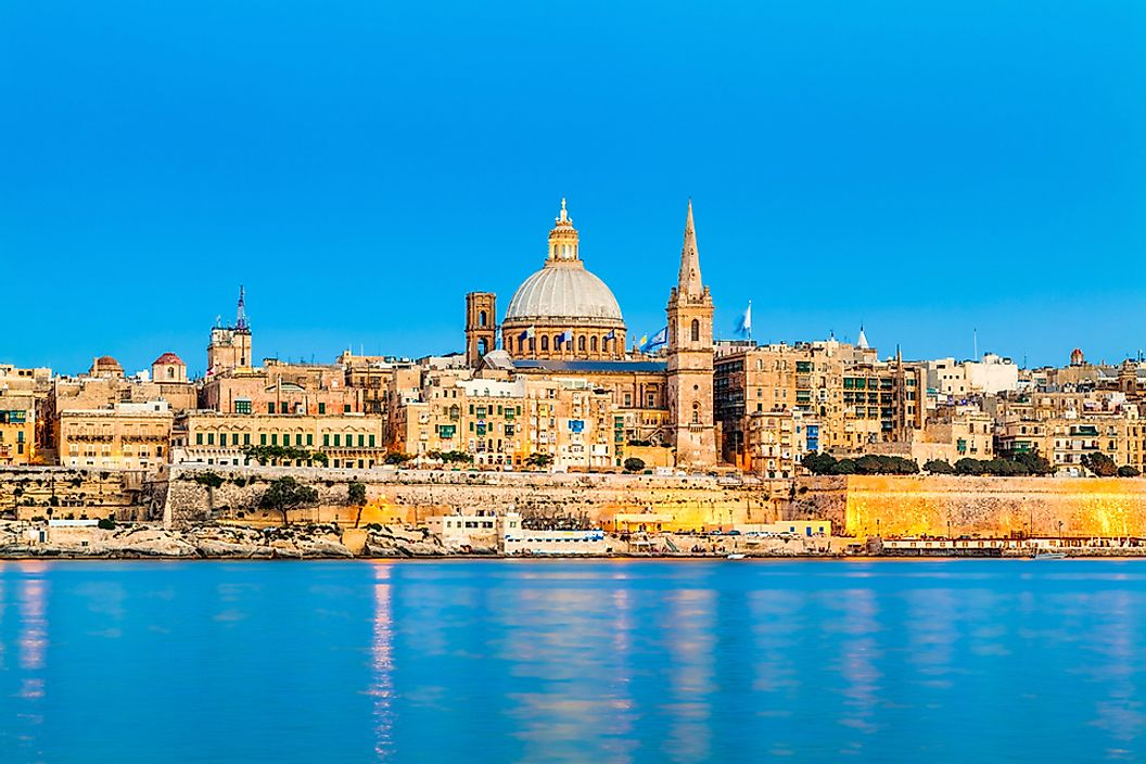 Valletta is the capital of Malta.