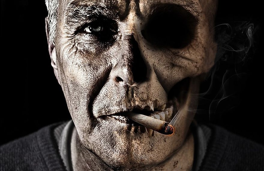 Smoking is one of the primary causes of lung cancer, a deadly disease that causes misery and pain to the patient of the disease.