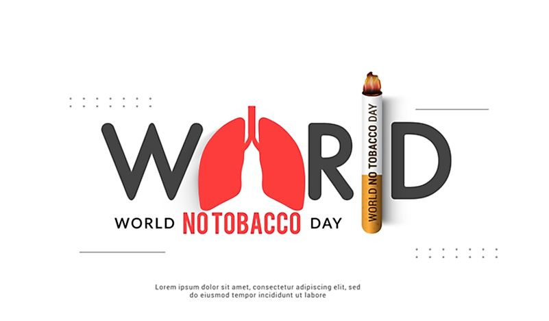 World No Tobacco Day is an example of a WHO Health Day.