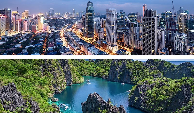 Philippines has a lot to offer tourists, from scenic city views to dramatic outdoor landscapes.