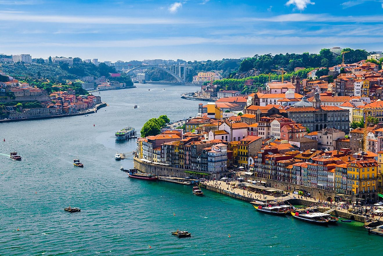 Portugal allows for an affordable lifestyle and offers beautiful scenery, so there's plenty of reasons to visit and even move here.