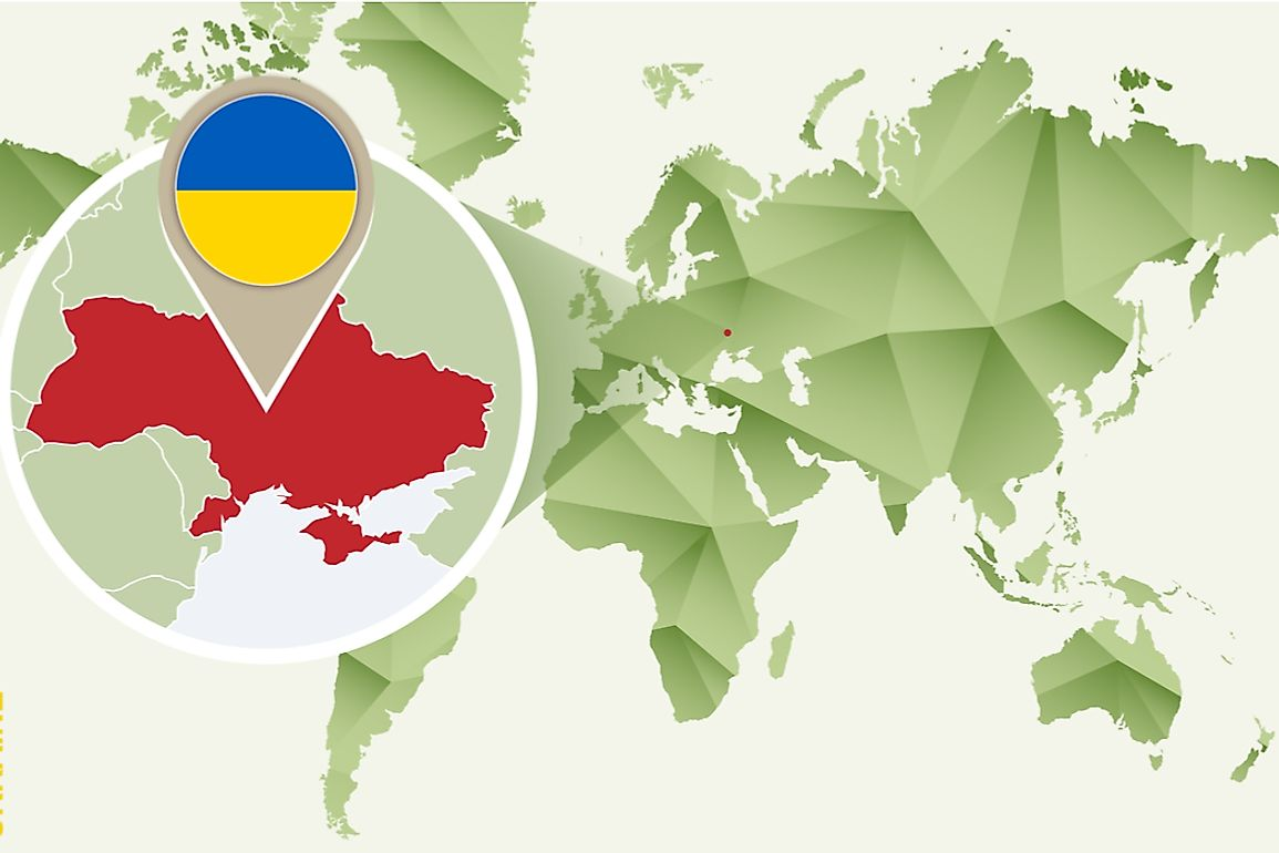 Ukraine is the biggest country that is entirely in Europe.