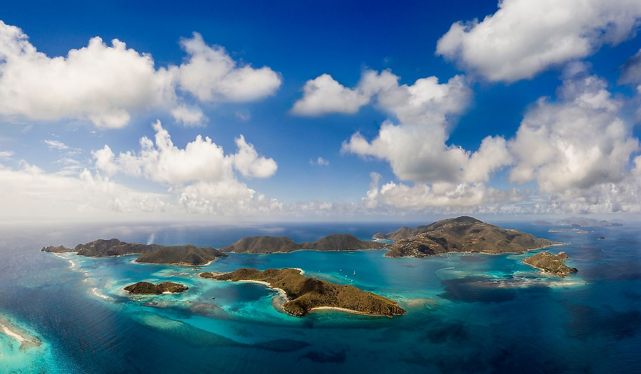 British Virgin Islands.